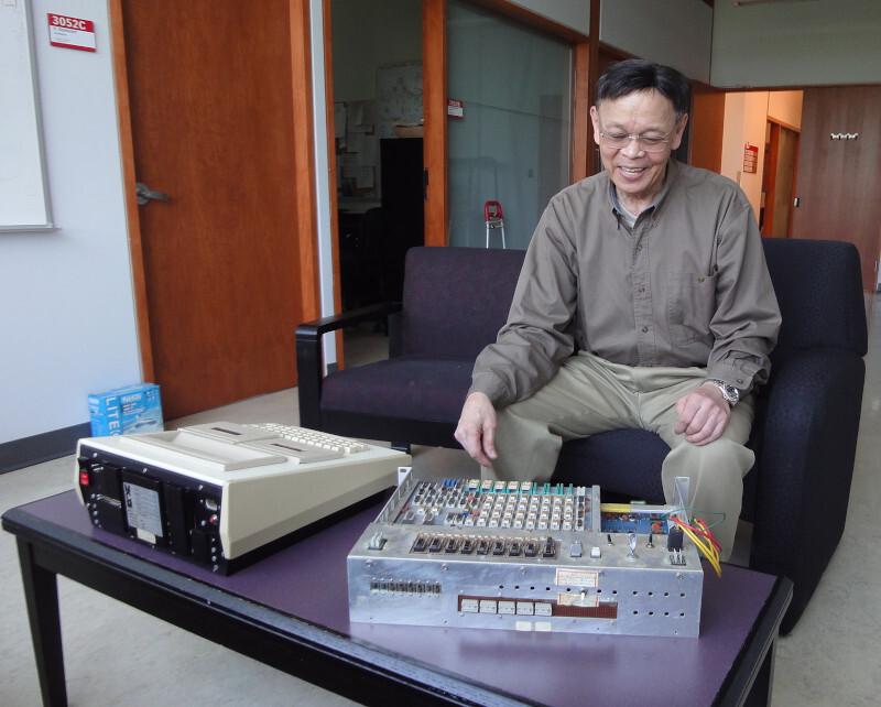 Photographs of Micro Computer Machines Employees